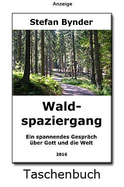 Das Buch Waldspaziergang